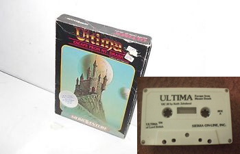 Ultima: Escape from Mount Drash